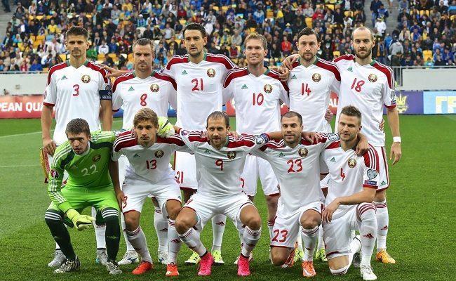 Νορβηγία-Λευκορωσία