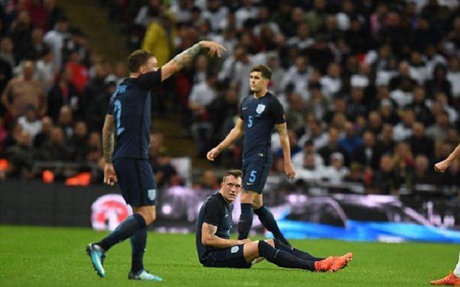Αγγλία-Βραζιλία