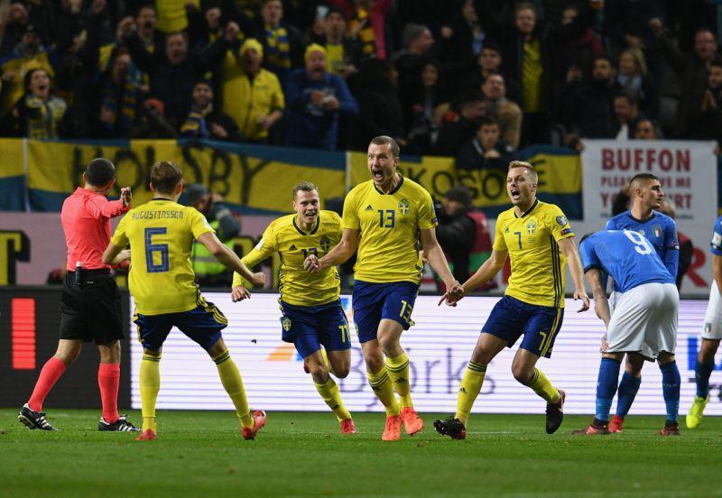 Ιταλία-Σουηδία