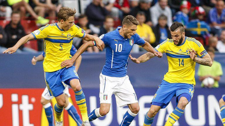 Σουηδία-Ιταλία