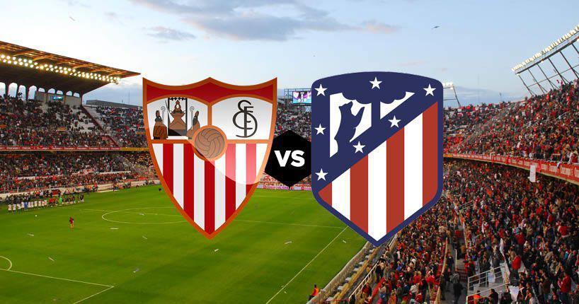 Σεβίλλη-Ατλετικο Μαδρίτης 1