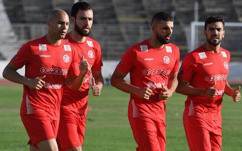 Τυνησία-Αγγλία 2