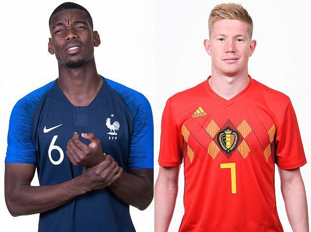 Γαλλία-Βέλγιο