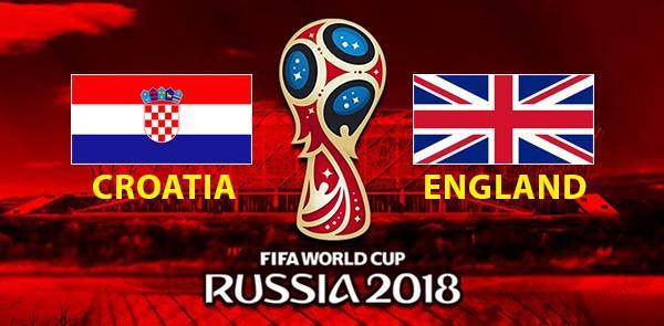 Κροατία-Αγγλία