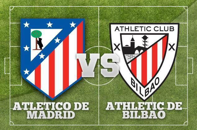 Ατλέτικο Μαδρίτης-Αθλέτικ Μπιλμπάο