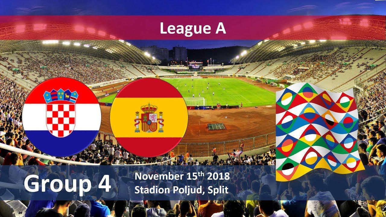 Κροατία-Ισπανία