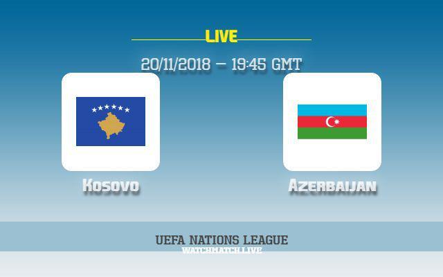 Κόσοβο-Αζερμπαϊτζάν