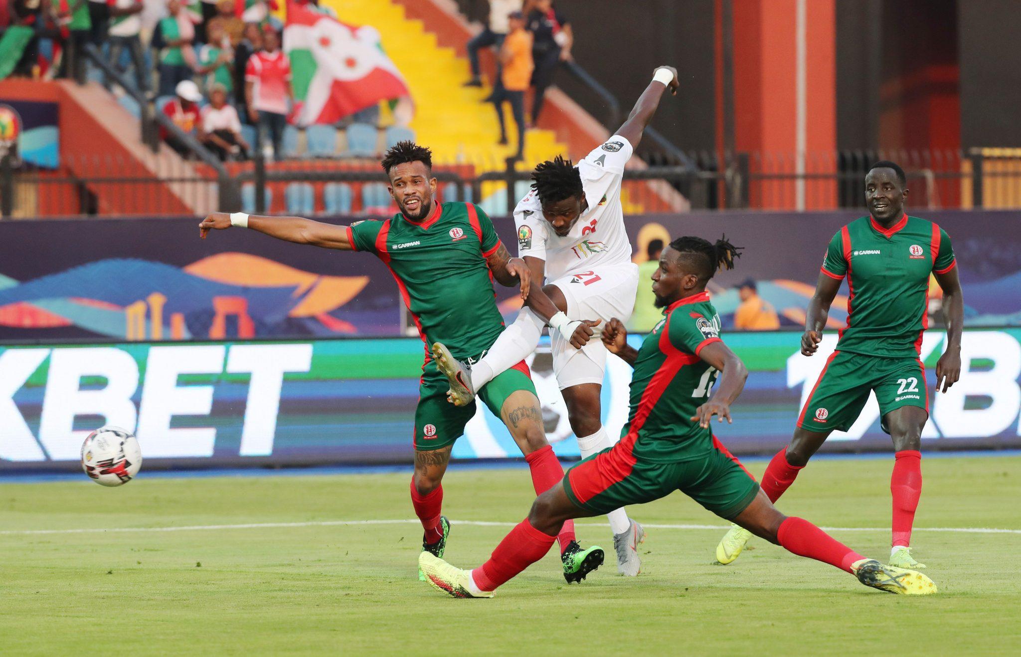 Αλγερία-Γουινέα
