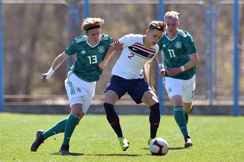 Γαλλία U19-Νορβηγία U19