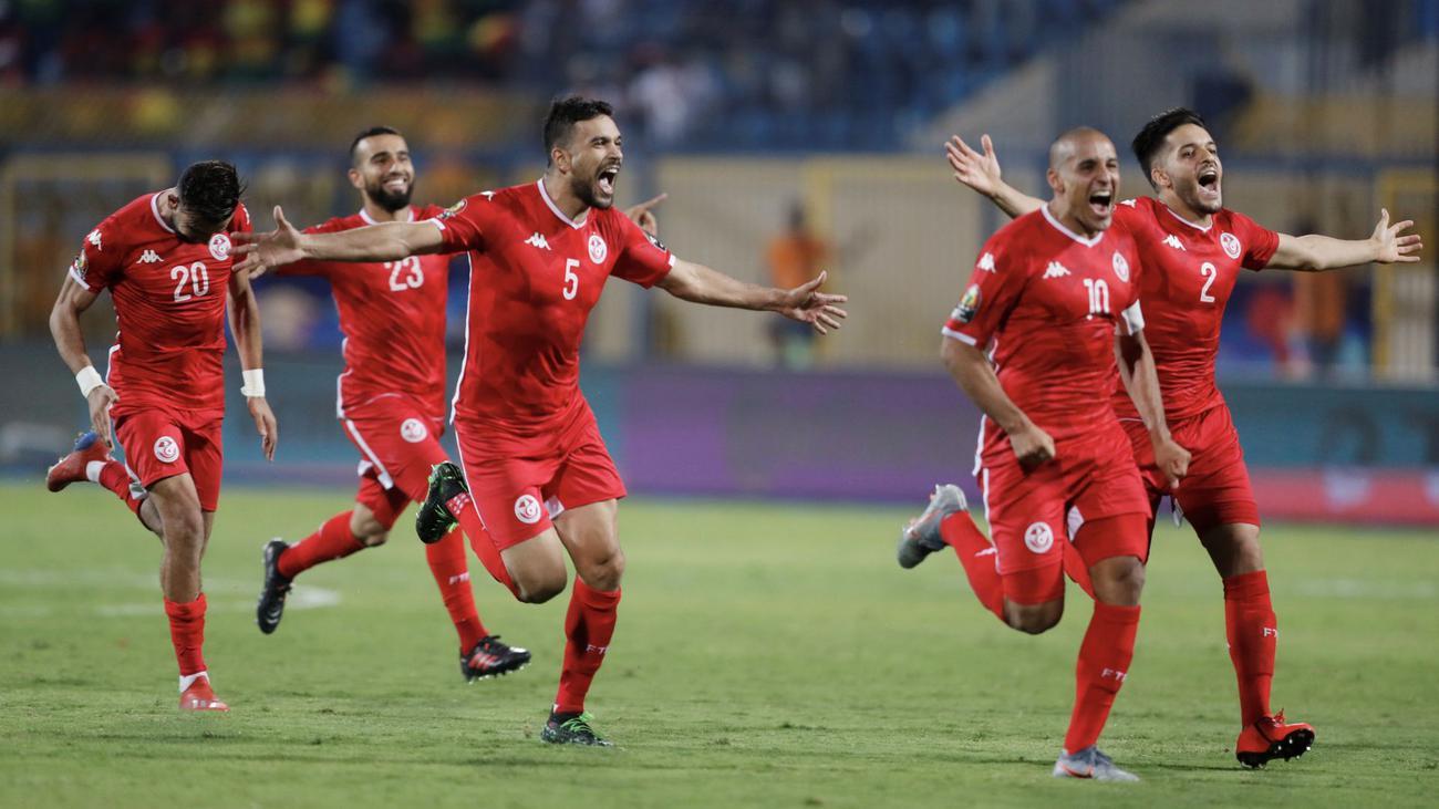Μαγαδασκάρη-Τυνησία