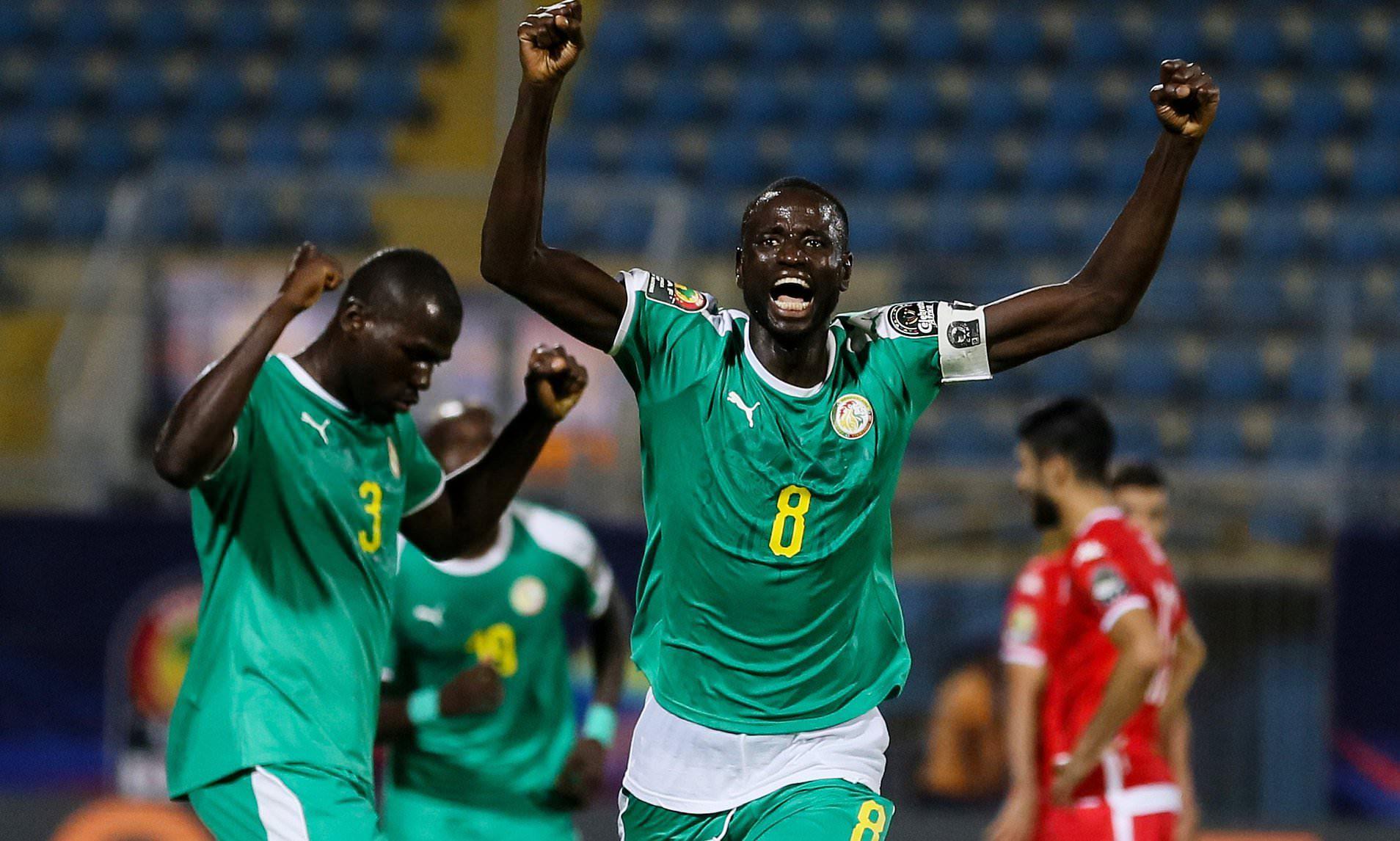 Σενεγάλη-Αλγερία