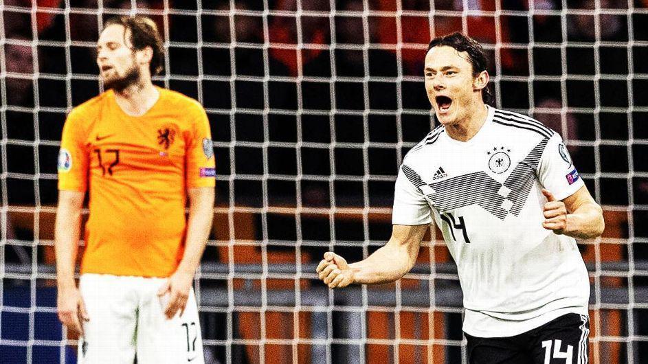 Γερμανία-Ολλανδία