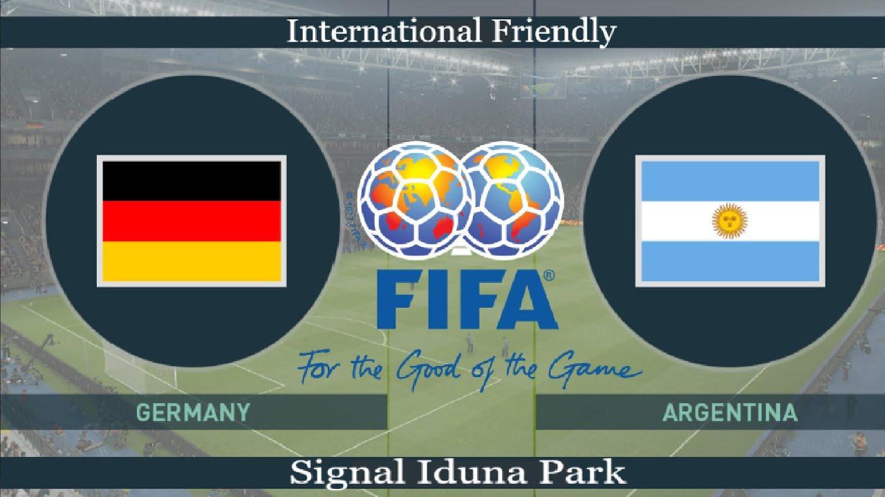 Γερμανία-Αργεντινή