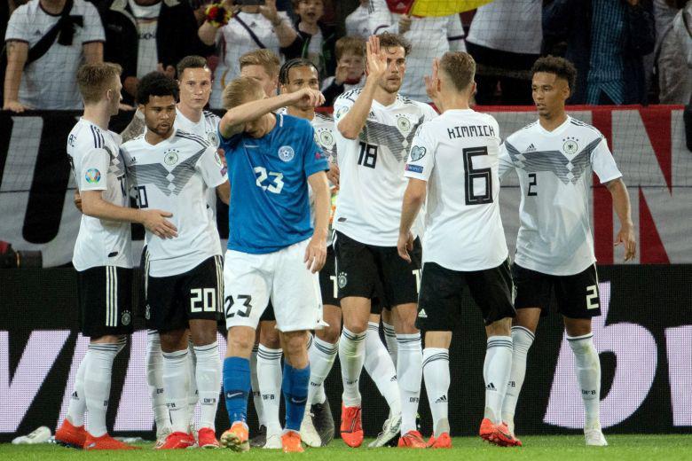 Εσθονία-Γερμανία