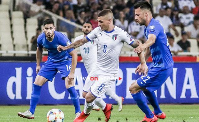 Ιταλία-Ελλάδα