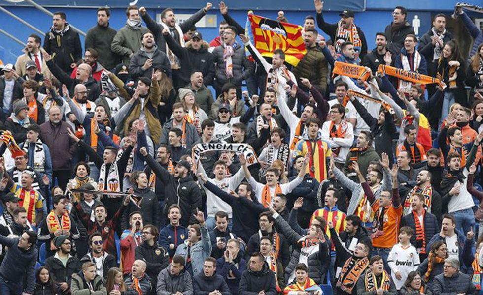Βαλένθια-Ατλέτικο Μαδρίτης