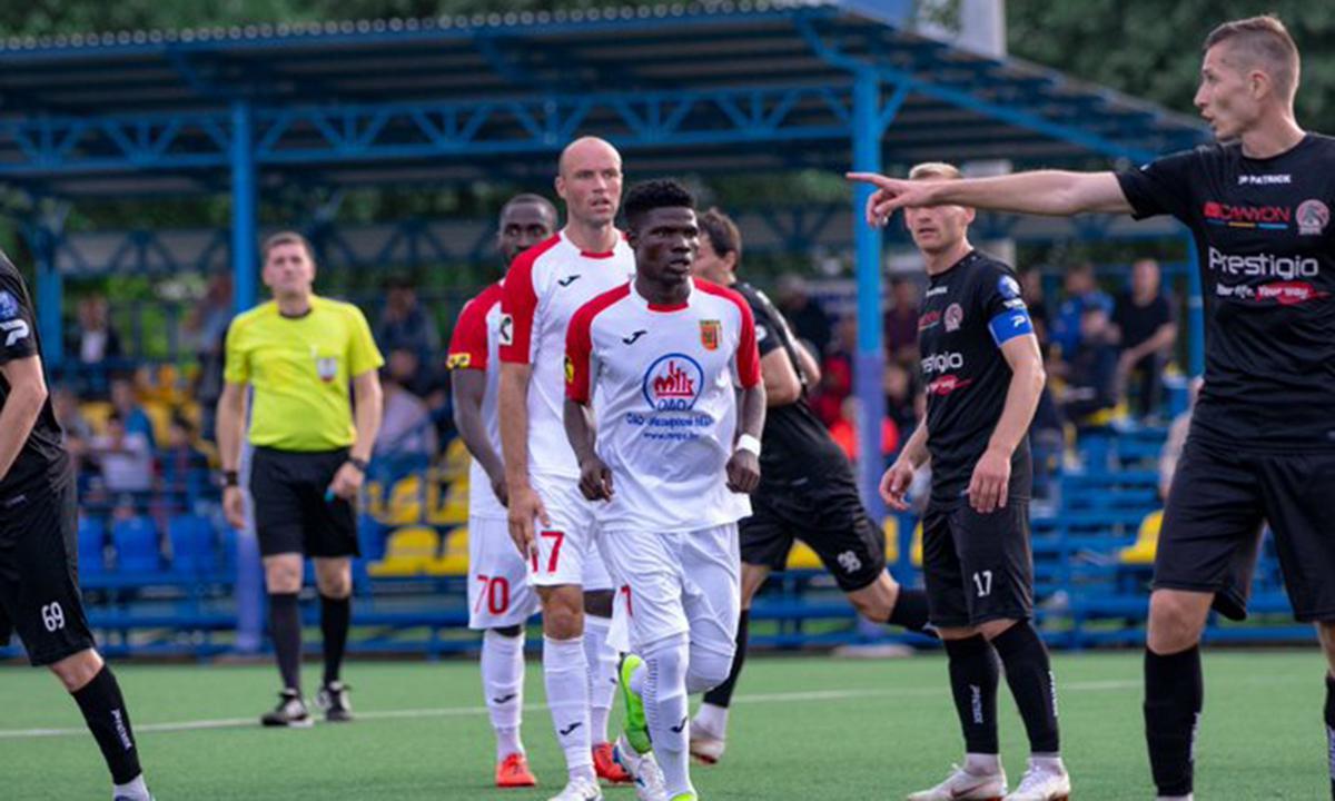 Κρουμκάτσι Μίνσκ-FK Άρσεναλ Τζέρζινσκ