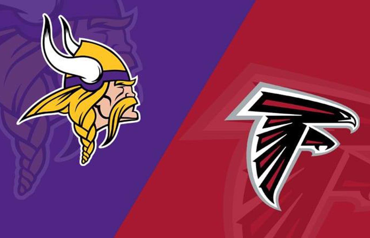 Minnesota Vikings vs Atlanta Falcons